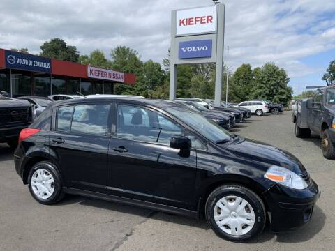 2011 Nissan Versa for sale at Kiefer Nissan Budget Lot in Albany OR