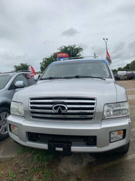 2006 Infiniti QX56 for sale at 1st Stop Auto in Houston TX