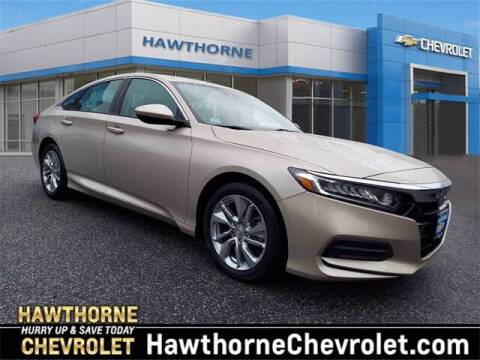 2018 Honda Accord for sale at Hawthorne Chevrolet in Hawthorne NJ