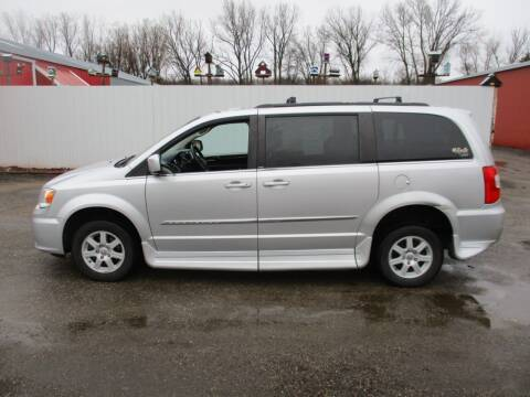 2012 Chrysler Town and Country for sale at Chaddock Auto Sales in Rochester MN