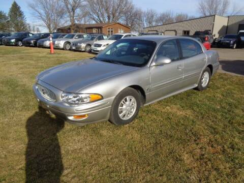 2005 Buick LeSabre for sale at COUNTRYSIDE AUTO INC in Austin MN