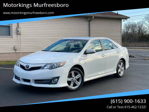 2013 Toyota Camry for sale at Motorkings Murfreesboro in Murfreesboro TN