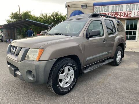 2006 Nissan Xterra for sale at Silver Auto Partners in San Antonio TX