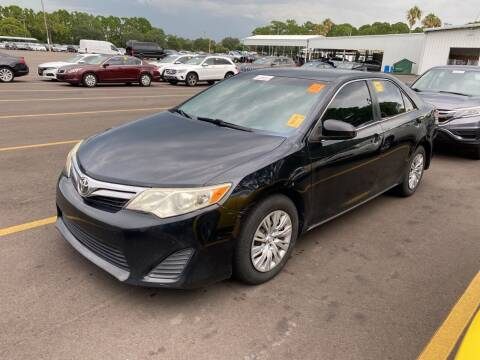2012 Toyota Camry for sale at LUXURY IMPORTS AUTO SALES INC in North Branch MN