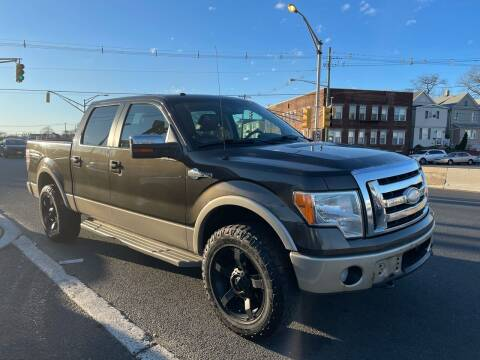 2009 Ford F-150 for sale at G1 AUTO SALES II in Elizabeth NJ