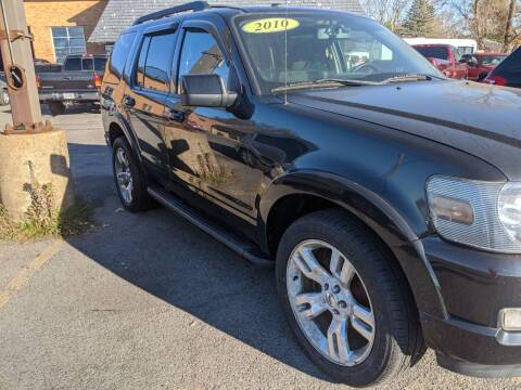 2010 Ford Explorer for sale at Northern Lights Auto Service Inc in Mattydale NY