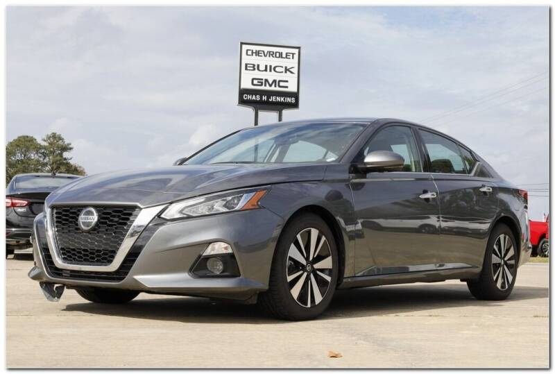2020 Nissan Altima for sale at STRICKLAND AUTO GROUP INC in Ahoskie NC