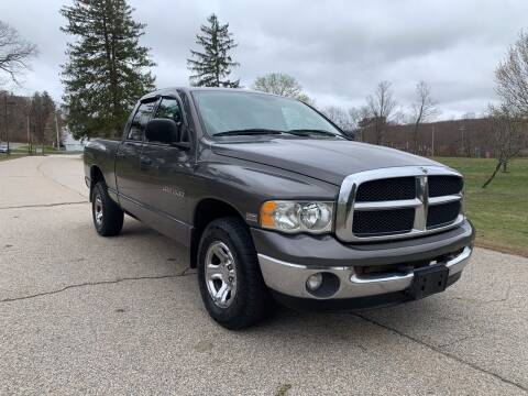 2003 Dodge Ram Pickup 1500 for sale at 100% Auto Wholesalers in Attleboro MA
