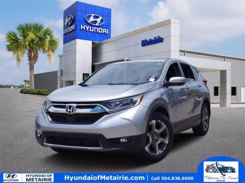2017 Honda CR-V for sale at Metairie Preowned Superstore in Metairie LA