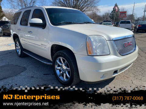 2012 GMC Yukon for sale at NJ Enterprises in Indianapolis IN