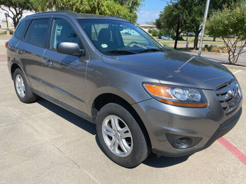 2011 Hyundai Santa Fe for sale at Ted's Auto Corporation in Richardson TX
