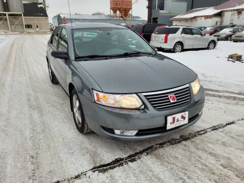 2007 Saturn Ion for sale at J & S Auto Sales in Thompson ND