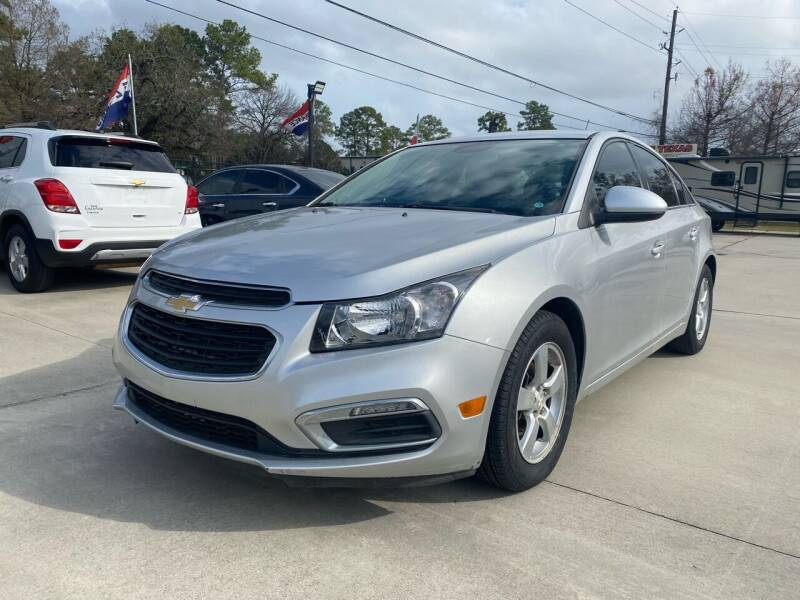 2016 Chevrolet Cruze Limited for sale at Auto Land Of Texas in Cypress TX