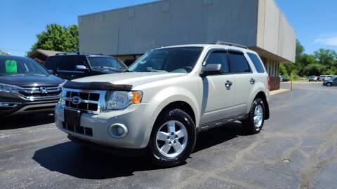 2009 Ford Escape for sale at Sedo Automotive in Davison MI
