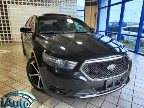 2015 Ford Taurus for sale at iAuto in Cincinnati OH