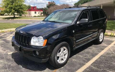 2007 Jeep Grand Cherokee for sale at Peak Motors in Loves Park IL