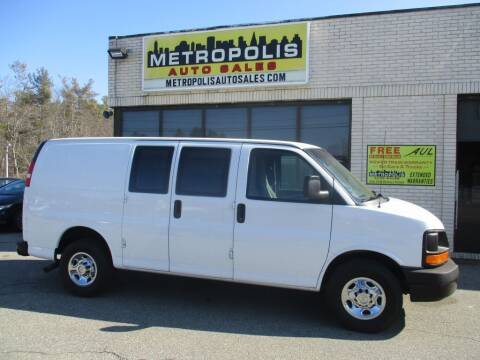 2012 Chevrolet Express Cargo for sale at Metropolis Auto Sales in Pelham NH