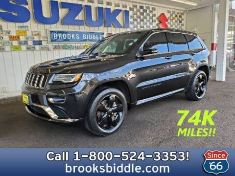 2015 Jeep Grand Cherokee for sale at BROOKS BIDDLE AUTOMOTIVE in Bothell WA