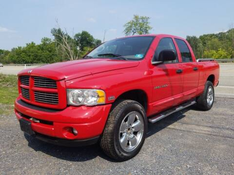 2004 Dodge Ram Pickup 1500 for sale at Mackeys Autobarn in Bedford PA