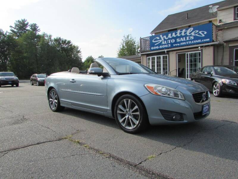 2011 Volvo C70 for sale at Shuttles Auto Sales LLC in Hooksett NH