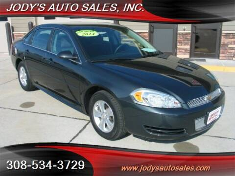 2014 Chevrolet Impala Limited for sale at Jody's Auto Sales in North Platte NE