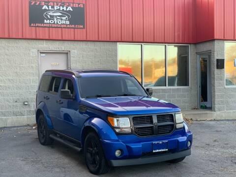 2007 Dodge Nitro for sale at Alpha Motors in Chicago IL