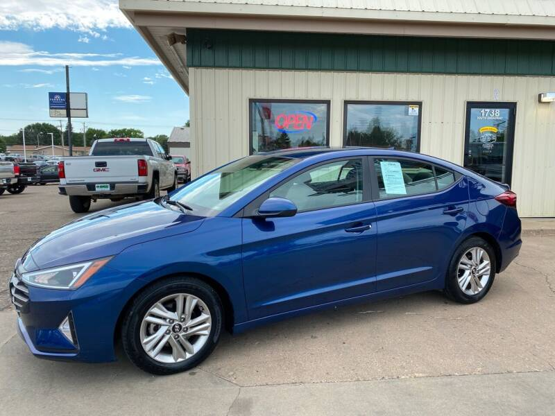 2019 Hyundai Elantra for sale at Murphy Motors Next To New Minot in Minot ND