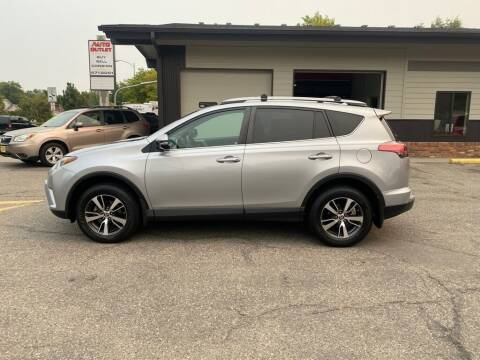 2017 Toyota RAV4 for sale at Auto Outlet in Billings MT