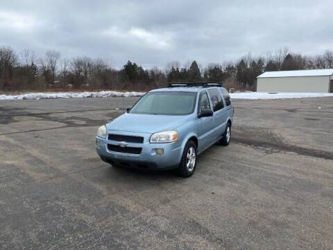 2007 Chevrolet Uplander for sale at Caruzin Motors in Flint MI