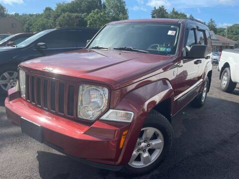 2009 Jeep Liberty for sale at Fellini Auto Sales & Service LLC in Pittsburgh PA