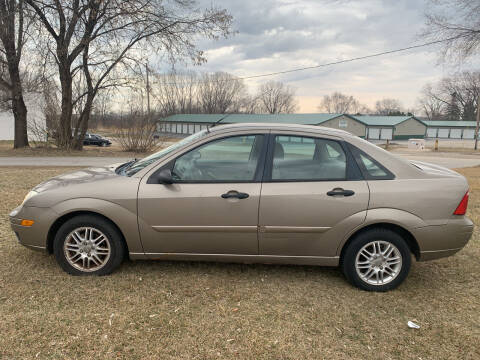 2005 Ford Focus for sale at Velp Avenue Motors LLC in Green Bay WI