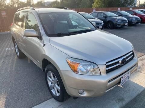 2007 Toyota RAV4 for sale at Coast Auto Motors in Newport Beach CA