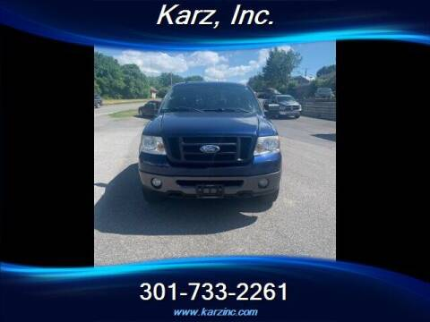2008 Ford F-150 for sale at Karz INC in Funkstown MD
