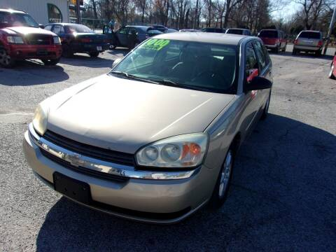 2004 Chevrolet Malibu Maxx for sale at Car Credit Auto Sales in Terre Haute IN