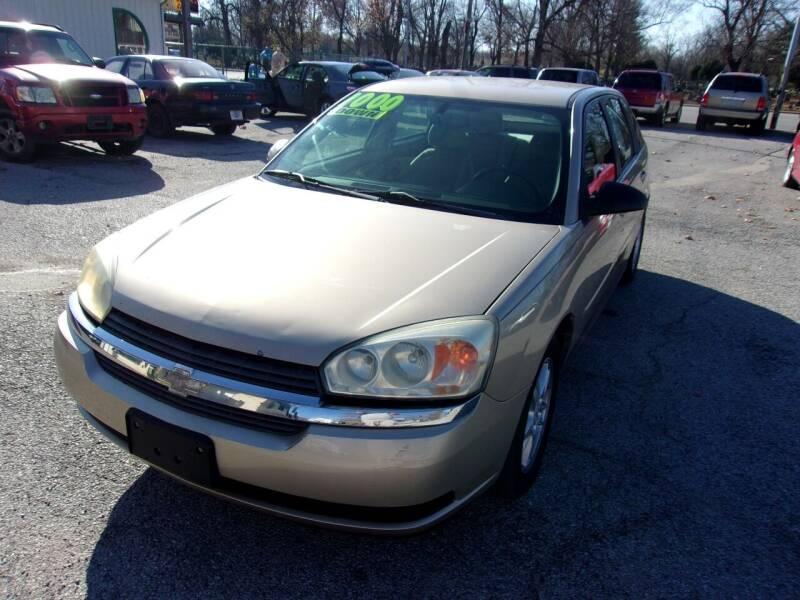 2004 Chevrolet Malibu Maxx for sale at Car Credit Auto Sales in Terre Haute IN