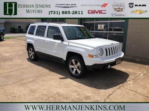 2016 Jeep Patriot for sale at Herman Jenkins Used Cars in Union City TN