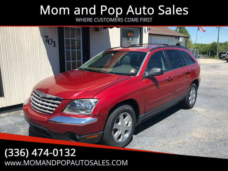2004 Chrysler Pacifica for sale at Mom and Pop Auto Sales LLC in Thomasville NC