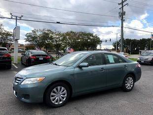 2011 Toyota Camry LE 4dr Sedan 6A - Virginia Beach VA