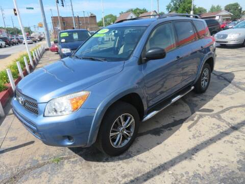 2007 Toyota RAV4 for sale at Bells Auto Sales in Hammond IN