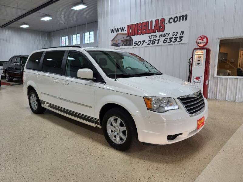 2010 Chrysler Town and Country for sale at Kinsellas Auto Sales in Rochester MN