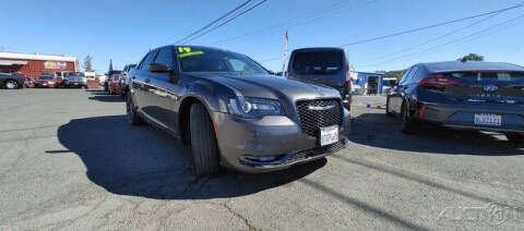 2019 Chrysler 300 for sale at Guy Strohmeiers Auto Center in Lakeport CA
