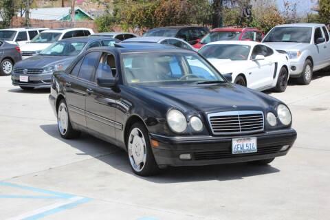 1999 Mercedes-Benz E-Class for sale at Car 1234 inc in El Cajon CA
