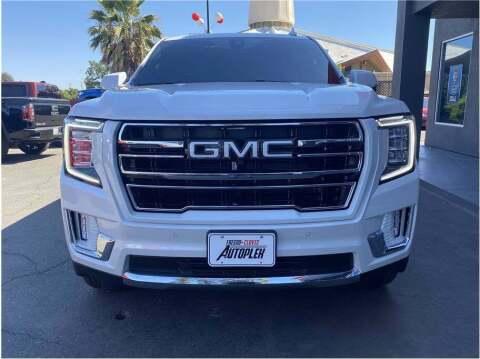 2021 GMC Yukon for sale at Carros Usados Fresno in Fresno CA