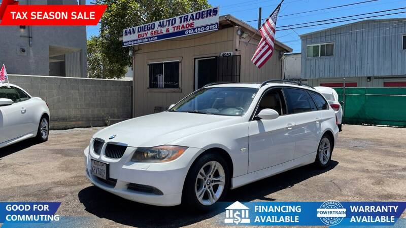 2008 BMW 3 Series for sale at San Diego Auto Traders in San Diego CA