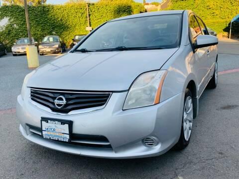2012 Nissan Sentra for sale at MotorMax in Lemon Grove CA