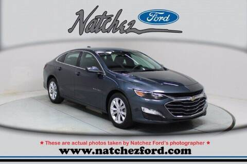 2020 Chevrolet Malibu for sale at Auto Group South - Natchez Ford Lincoln in Natchez MS