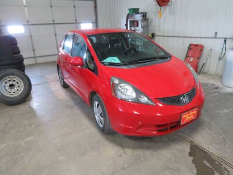2012 Honda Fit for sale at Grey Goose Motors in Pierre SD