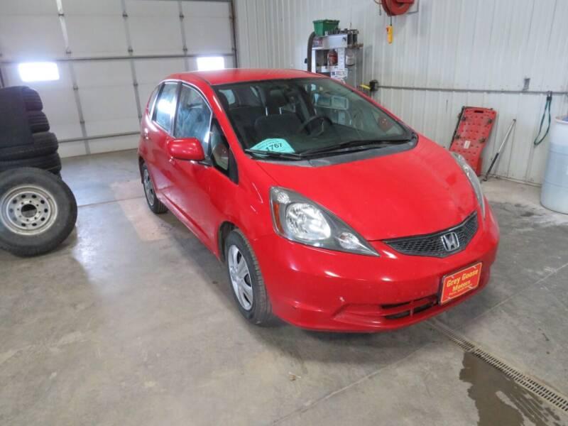 2012 Honda Fit for sale at Grey Goose Motors in Pierre SD