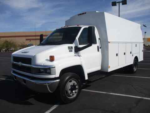 2004 Chevrolet C4500 for sale at Corporate Auto Wholesale in Phoenix AZ
