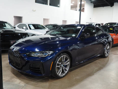 2021 BMW 4 Series for sale at Montclair Motor Car in Montclair NJ